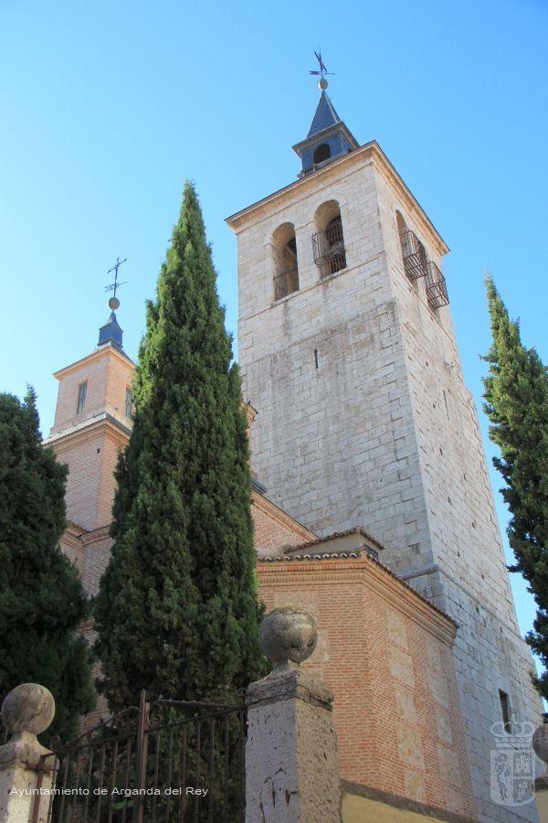 Iglesia Parroquial de San Juan Bautista.