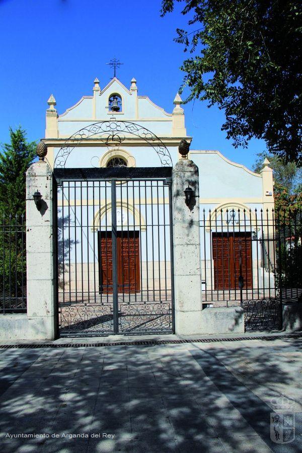 Ermita de Nuestra Señora de La Soledad.