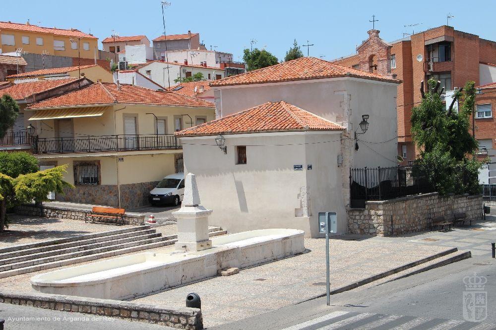 Ermita de San Roque.