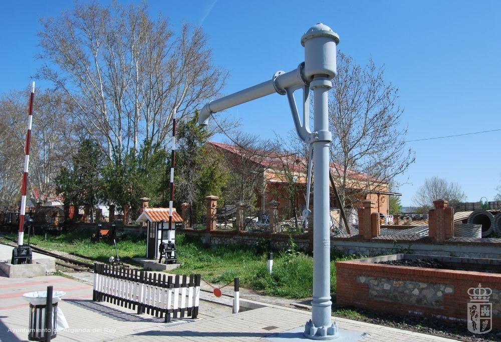 Aguada. Museo del Tren.