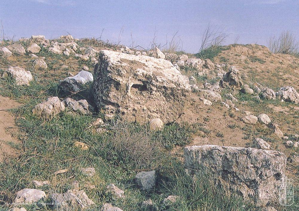 Área arqueológica de Valdocarros.