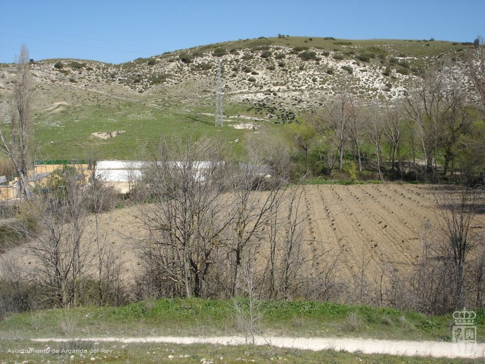 Área arqueológica de Valtierra.